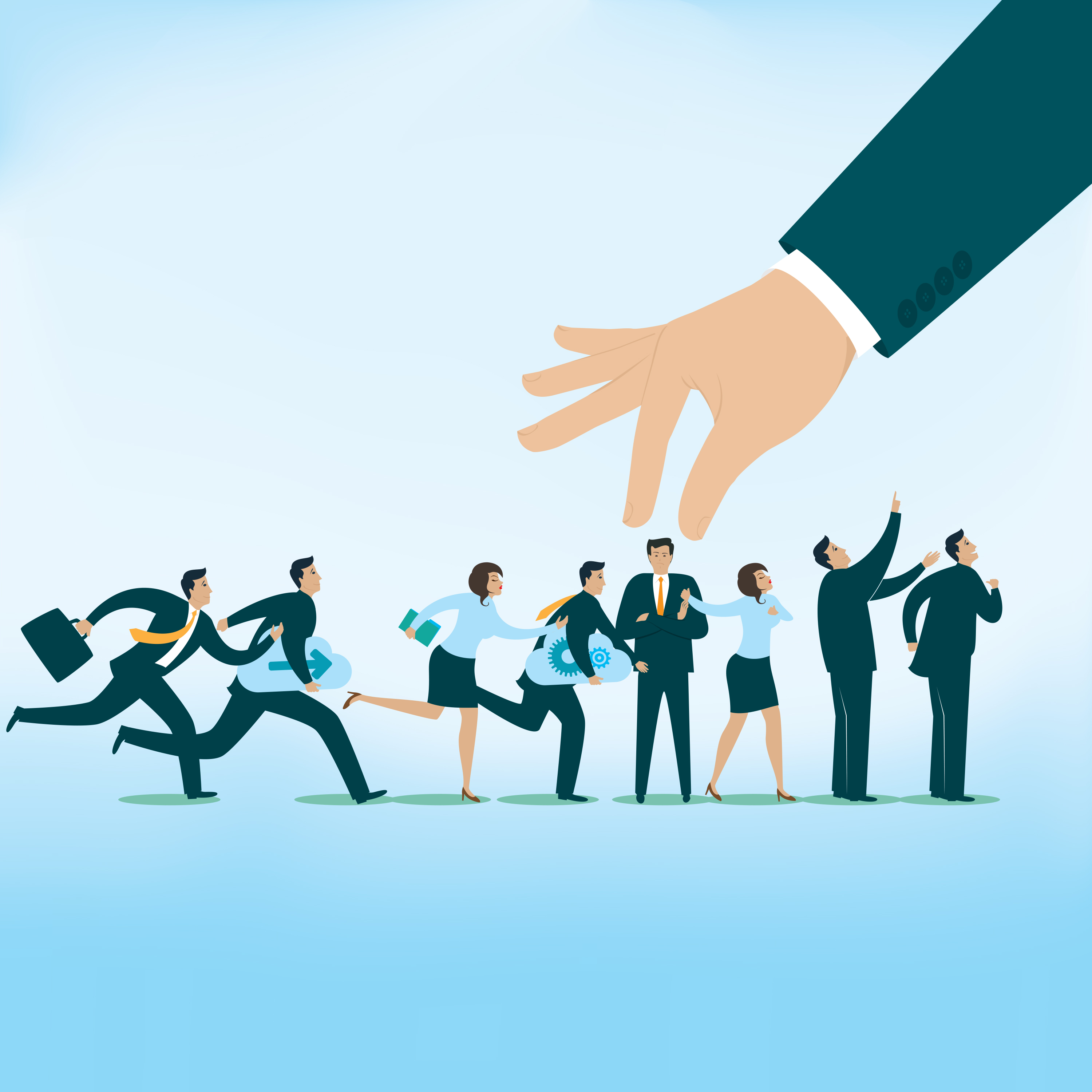 Companies in Transition Use Recruitment Agencies in Filling Under-performing Management Positions
